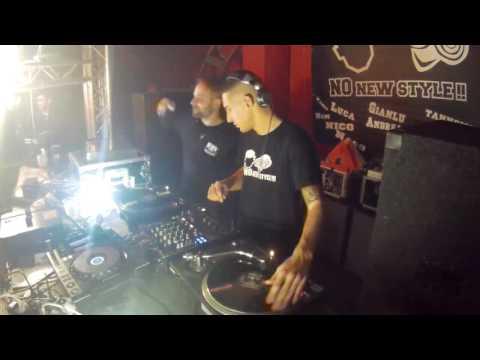 APPETITE FOR DESTRUCTION   NO NEW STYLE @ PRIMASTELLA   26 11 16 NOT A DJ  vs NINETYSIX