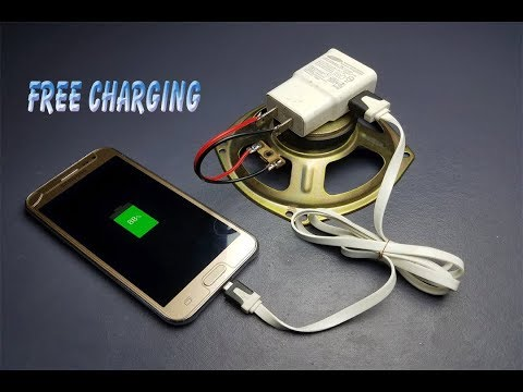 Mobile Charging Free