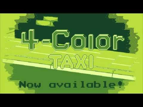 4-Color Taxi Release Trailer!