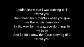 Starving   Hailee Steinfeld & Grey Feat Zedd Lyrics