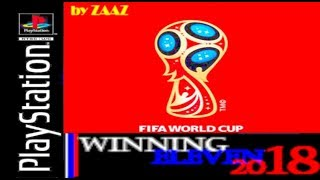 WINNING ELEVEN 2018 - PLAYSTATION 1 / PS1 - DOWNLOAD LINK AND REVIEW