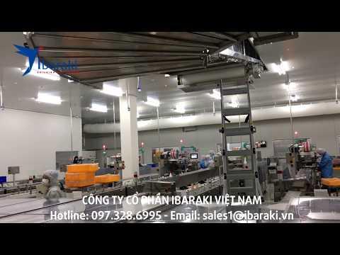 Nhà cung cấp máy phun sương tự động, béc phun sương tạo ẩm Ibaraki Việt Nam - Hotline: 097 328 6995