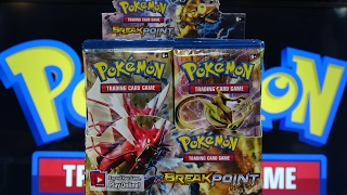 XY Breakpoint - Pokemon Booster Box opening - All 36 Booster Packs!