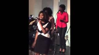 Nzambe Monene- Christ Anais Cynthia Mbengue ft Les etoiles