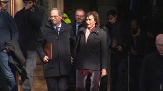 El TSJC anula la reapertura de seis 'embajadas' de la Generalitat