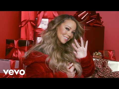 Mariah Carey - Merry Christmas 25 (Behind The Scenes)