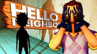 ТЕНЬ МУТАНТА И ТЕЛЕПОРТАЦИЯ! ► Hello Neighbor Alpha 3