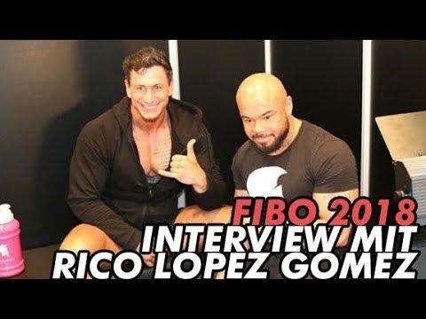 FIBO 2018 - Rico Lopez Gomez im Interview - Gay4Pay Angebote, gekaufter Fame,uvm.