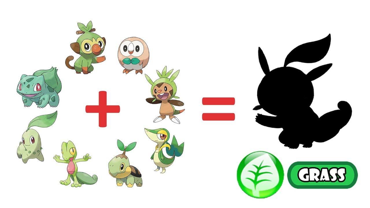 Grookey And Friends All Grass Type Pokemon Starters Fusion Gen 1 To Gen 8 Youtube Determine type of an object. grookey and friends all grass type pokemon starters fusion gen 1 to gen 8