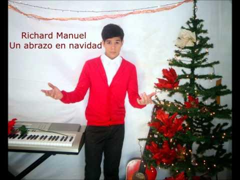 Richard Manuel - Un abrazo en navidad