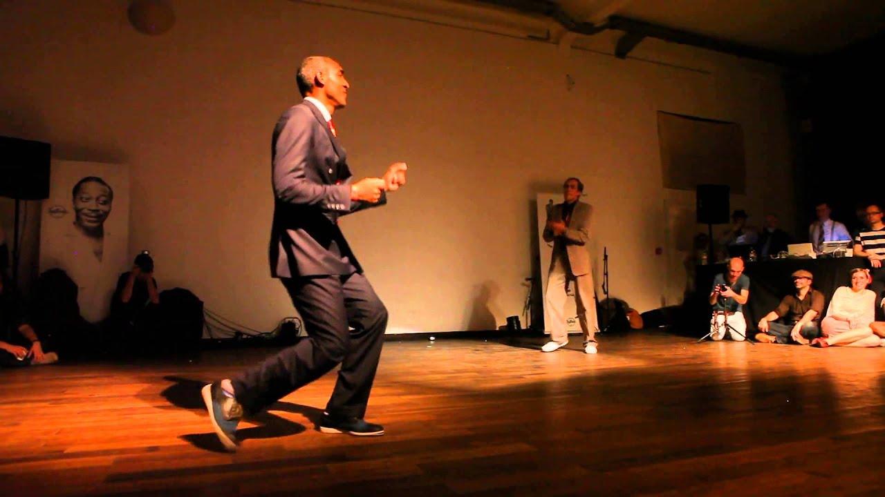 Paris Jazz Roots 2014 - Cabaret - Rémy Kouakou Kouame & Skye Humphries
