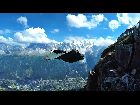 Live Your Dream - Wingsuit - Motivation (Max Elto and Adventure Club)