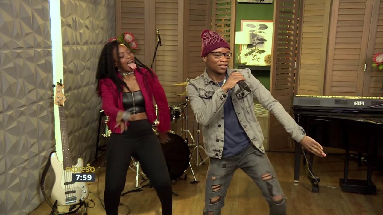 """Download Master KG Performs """"Skeleton move ft Zanda Zakuza"""""""