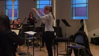 Victoria Longdon - Conductor