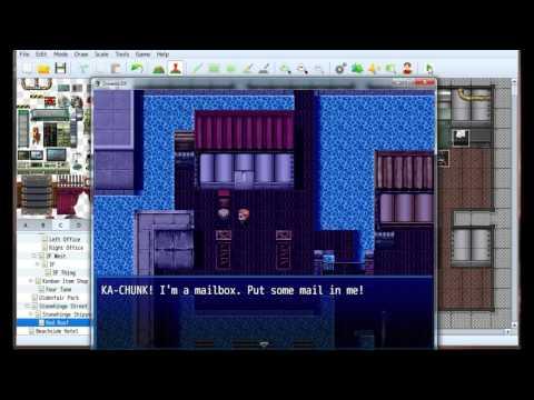 Let's Stream RPG Maker MV [Day 10-2]: Murky Stealth