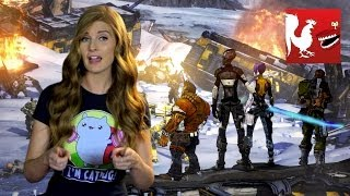 News: No Borderlands 3... For Now + Master Chief On Halo Rumors + FF Tactics Creator's Unsung Story
