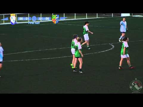 Galicia vs Ireland club selection 2015 (Ladies full match)