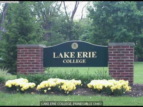 Lake Erie College, Painesville Ohio