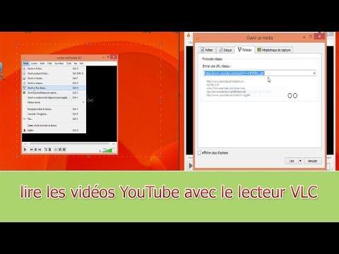 comment lire les vidéos YouTube avec le lecteur Media Player VLC