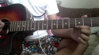 Blondie - Atomic Bass parts on Guitar