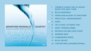 Branford Marsalis Quartet & Kurt Elling - Upward Spiral // Preview Player