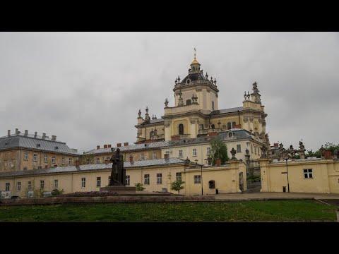 Архикатедральний Собор Святого Юра (площа Святого Юра, 5, Львів)