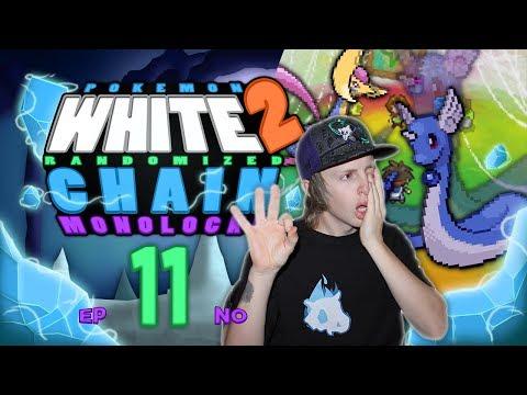 SHADOW TAG APPEARS! Pokemon White 2 Randomized Chain Monolocke #11