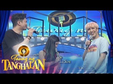 Tawag ng Tanghalan: TNT daily contender praises Vice Ganda's beauty
