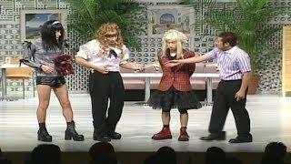 2002年11月23日に池袋の東京芸術劇場で開催。 「はねるのトびら THE LIV...