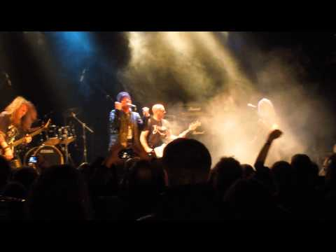 Tyrant (UK) - Eyes of a Stranger (Live - Metal Assault Festival, 31.01.2015)