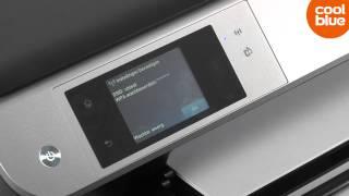 Hoe stel ik het draadloos netwerk in van mijn HP Envy 5530?
