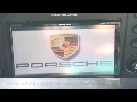 Porsche 996 Turbo >> Porsche 996 Turbo PCM Radio Upgrade with Alpine INE-W927HD Flagship Dealer Al & Ed's Marina ...