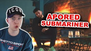 HEEEFTIG: ApoRed - Submariner (Official Video) REACTION/ANALYSE