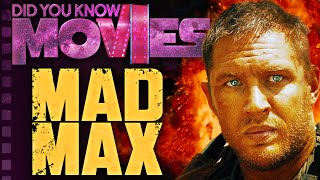 Mad Max Fury Road: Development HELL - Did You Know Movies ft. Austin Eruption