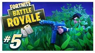 BUSH NINJA! | Fortnite Battle Royale Gameplay Part 5