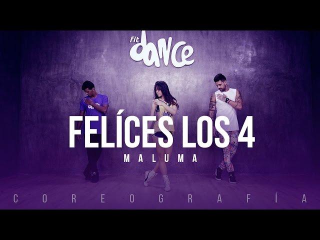 Felices los 4 - Maluma