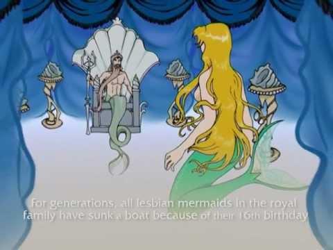 The Little Lesbian Mermaid - Trailer