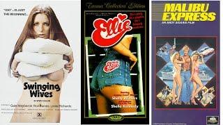 Sexploitation Movie Posters Volume 8