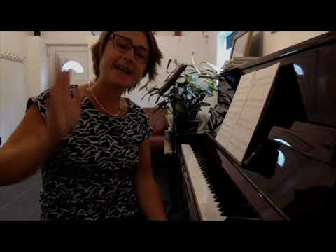 Example Piano Video Lessons