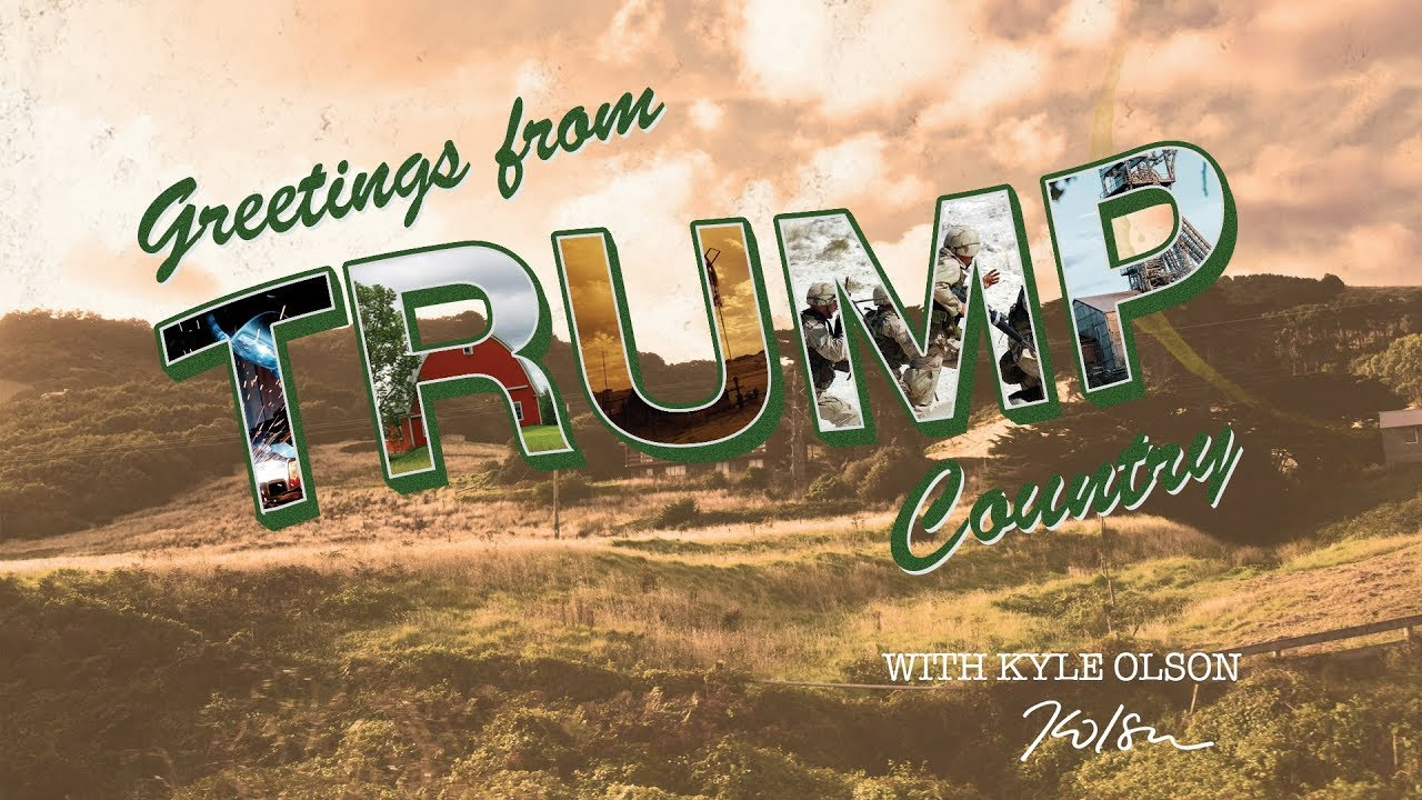 The American Mirror Greetings From Trump Country :60 Promo