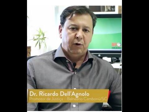 Promotor de Justiça MP-SC, Ricardo Dell'Agnolo apoia o ciclo completo