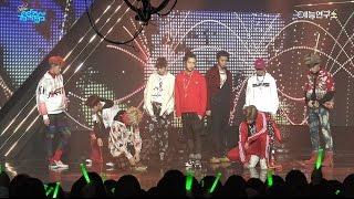 [예능연구소 직캠] 엔시티127 無限的我 (무한적아) @쇼!음악중심_20170114 LIMITLESS NCT 127 in 4K