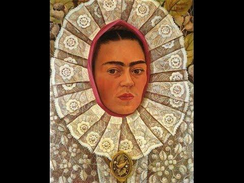 50 pinturas de FRIDA KAHLO