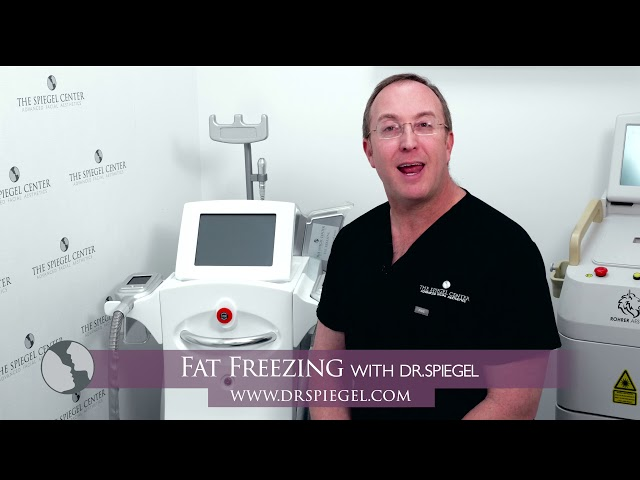 Freeze the Fat Away!
