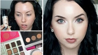 Shadow & Schmooze | Makeup Forever Ultra HD Foundation & BH Cosmetics