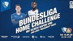 Bundesliga Home Challenge #4 VfL Bochum 1848 vs. Bayer 04 Leverkusen
