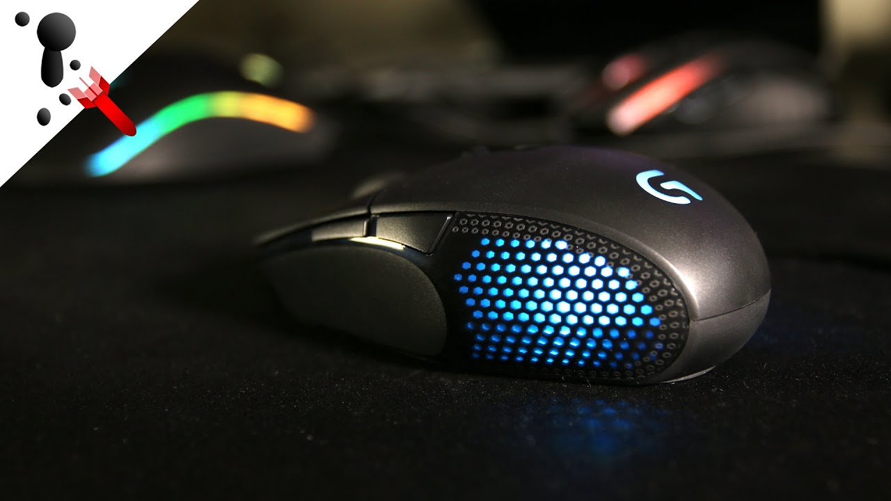 a9b85597a4c Logitech G303 Review (Daedalus Apex FPS and MOBA Gaming Mouse) - YouTube
