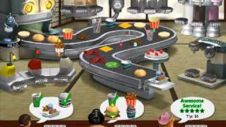 Burger Shop 2 Level 118 ~ 120