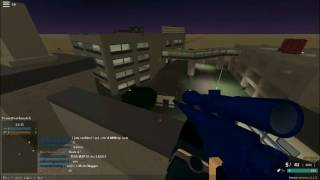 ROBLOX-Phantom Forces- Rank 140!