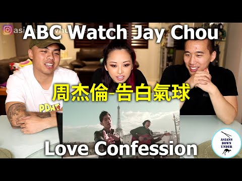 Abc Watch 周杰倫 Jay Chou 特別演出: 派偉俊【告白氣球 Love Confession】official Mv  Reaction Video